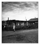 Doisneau-Los tugurios en Ivry-1946