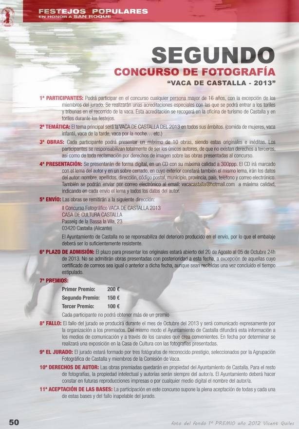 CONCURSO vaca 2013..