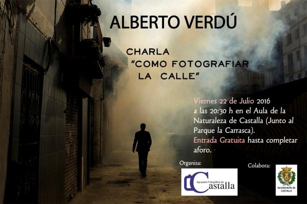 CHARLA ALBERTO