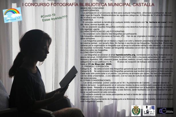 BASES CONCURS FOTOGRAFÍA LECTURA 2020 prorrogado